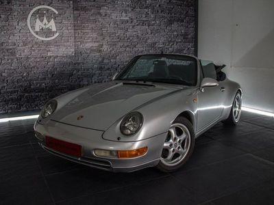usado Porsche 911 Carrera Cabriolet CARRERA CABRIOLET