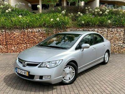 usado Honda Civic 1.3 DSI i-VTEC Hybrid EC