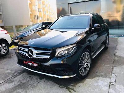 brugt Mercedes GLC250 CDI AMG 4-MATIC