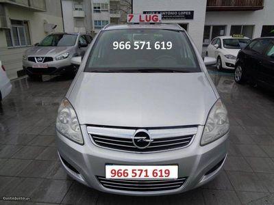 gebraucht Opel Zafira 1.7 CDTI Cosmo