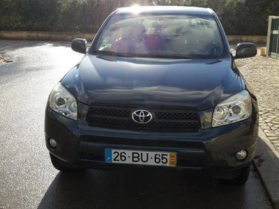 usado Toyota RAV4 136 CV 4x4 -