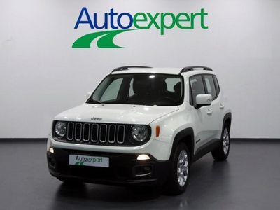 usado Jeep Renegade 1.6 mjet 120cv longitude 4x2 manual 6v e5+
