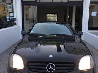 usado Mercedes SLK200 Kompressor 163cv