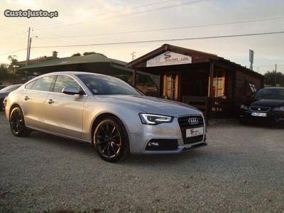 usado Audi A5 2.o tdi S line