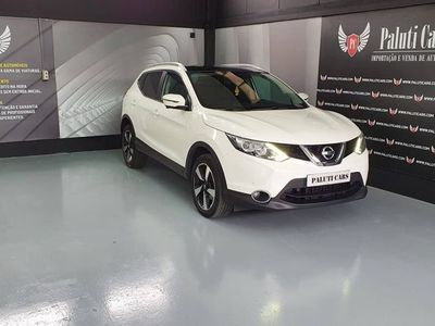 usado Nissan Qashqai 1.6 DCI Tekna Panorama