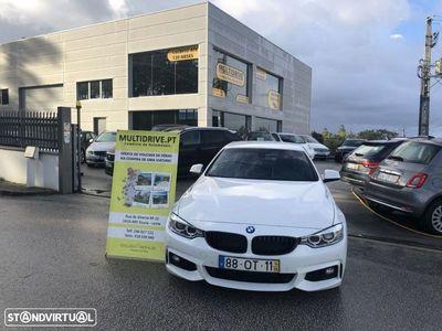 usado BMW 420 d cabrio auto Kit M