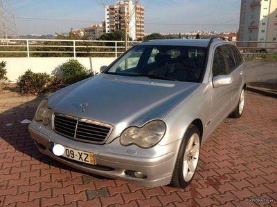 usado Mercedes C220 CDi (cx. automática)