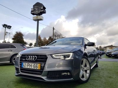 usado Audi A5 2.0 TDi quattro S-line