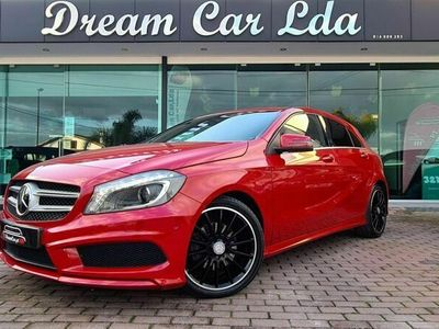 usado Mercedes A180 CDi BE AMG Line Aut.
