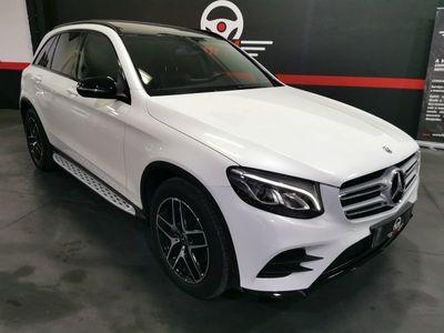 usado Mercedes GLC220 AMG Panorâmico Pack Night 9G