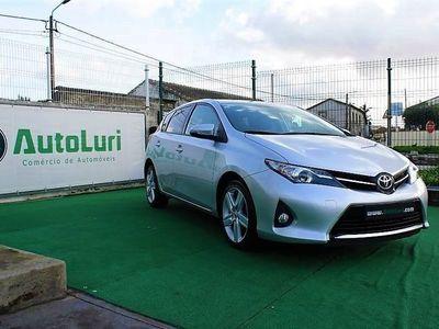 usado Toyota Auris 1.4 D4-D