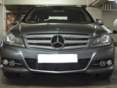usado Mercedes C220 CDi Avantgarde BE Auto