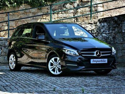 usado Mercedes B180 d Style