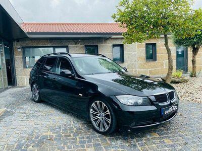 usado BMW 320 2.0D TOURING