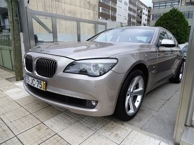 usado BMW 730 Série 7 dA PACK M NACIONAL FULL EXTRAS