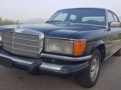 usado Mercedes 300 W116 300SD
