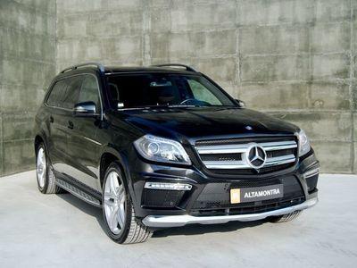 usado Mercedes GL350 BlueTec 4-Matic AMG 7 Lug