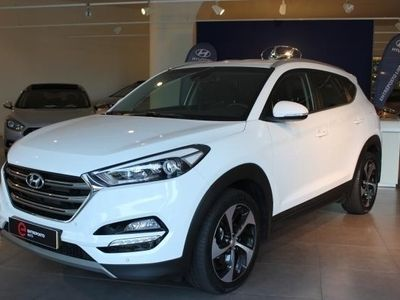 usado Hyundai Tucson EXECUTIVE - DCT PACK PLUS