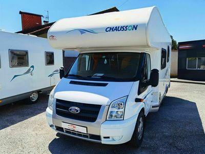 usado Ford Transit 2.2 140CV CHAUSSON