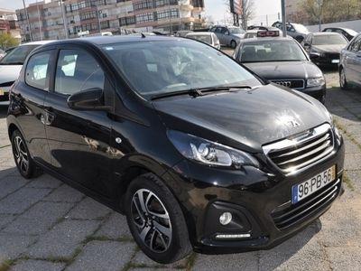 usado Peugeot 108 1.0 Vti