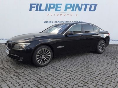 usado BMW 730 D Executive