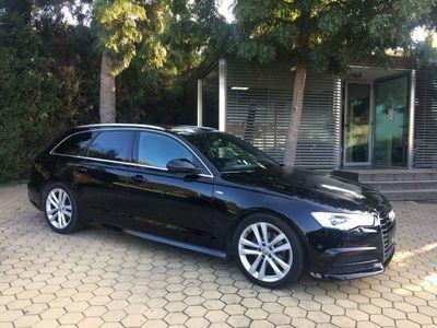 usado Audi A6 Avant 2.0 TDI S-LINE 190cv