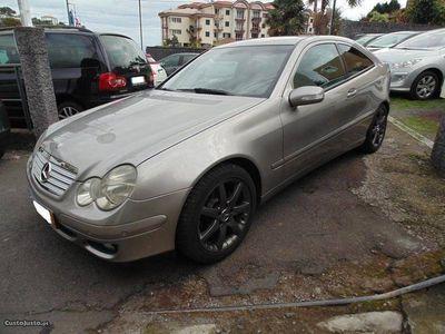usado Mercedes C220 C 220CDI