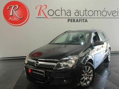 usado Opel Astra Station Wagon