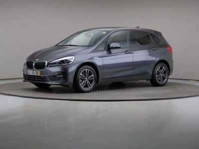 usado BMW 216 Active Tourer 2 Serie d Line Sport