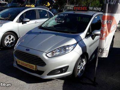 usado Ford Fiesta 1.6 TDCi Titanium -