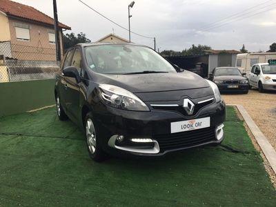 usado Renault Grand Scénic 1.5 dCi Luxe EDC SS (110cv) (5p)