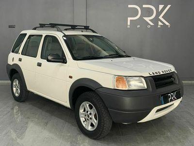 usado Land Rover Freelander 4X4 (97CV) (5P)