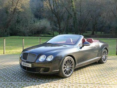 usado Bentley Continental GTC Speed