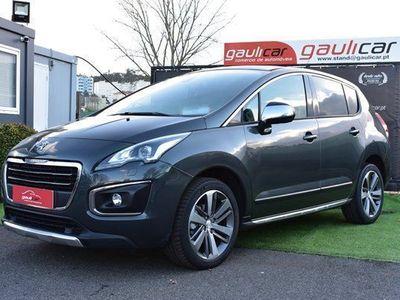 brugt Peugeot 3008 1.6 BlueHDi Allure J 18 (120 Cv)5 P