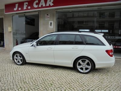 usado Mercedes C200 Classe CCDI BE (136CV)