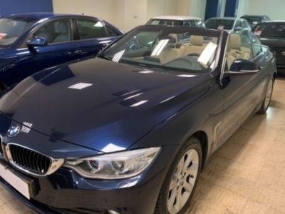 usado BMW 420 D CABRIO NACIONAL AUTOMÁTICO