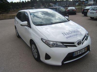 brugt Toyota Auris TS 1.4 D-4D Active+AC (90cv) (5p)