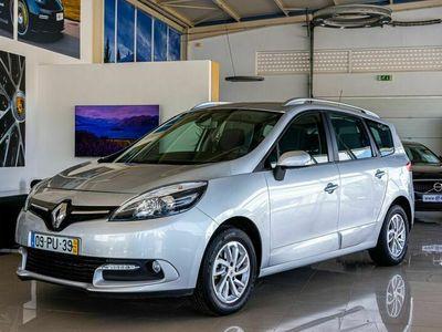 usado Renault Grand Scénic 1.5 dCi Luxe EDC