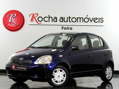 usado Toyota Yaris 1.0 POUCOS KMS