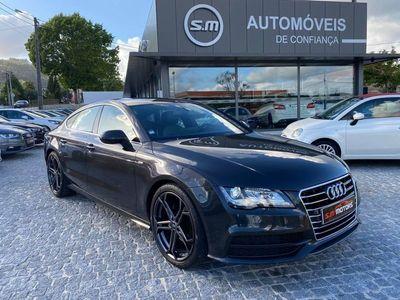 usado Audi A7 3.0 TDI QUATTRO S-LINE S-TRONIC