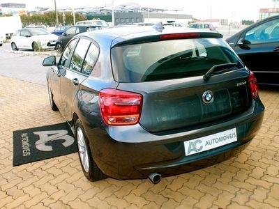 usado BMW 116 Série 1 d EfficientDynamics Edition Connectivity Comfort Joy