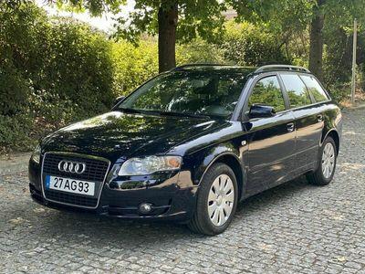 usado Audi A4 Avant 1.9 TDI Exclusive