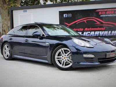 usado Porsche Panamera S PanameraPDK (400cv) (5p)