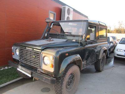 brugt Land Rover Defender 90 2.5 Td5 Metal Top (122cv) (3p)