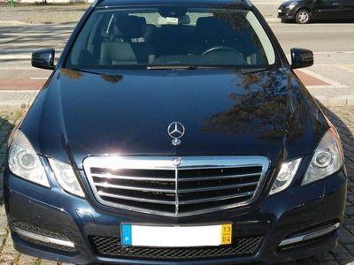 used Mercedes E300 HYBRID Avantgarde