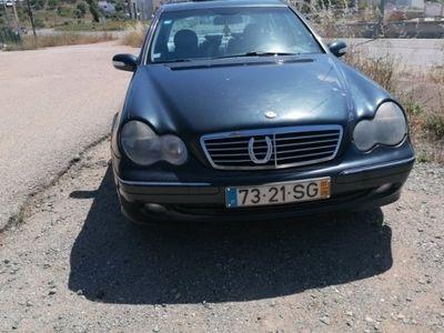 usado Mercedes C270 Cdi