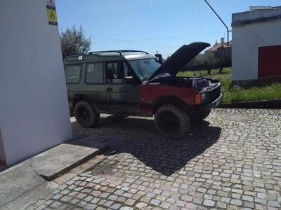 gebraucht Land Rover Discovery 200
