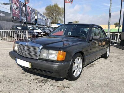 brugt Mercedes 190 D 5 velocidades