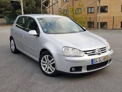 usado VW Golf 1.9 TDi Bluemotion