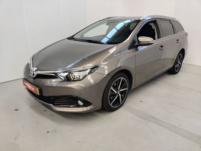 usado Toyota Auris AURIST1.4D Comfort + Techno + Pack Sport